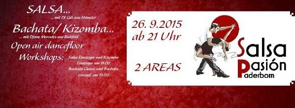 Salsa Pasión – Paderborn (26.09.15)